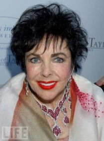 Elizabeth Taylor 2007 House of Taylor Jewelry