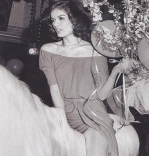 Studio 54 Bianca Jagger como Lady Godiva @ Reprodução