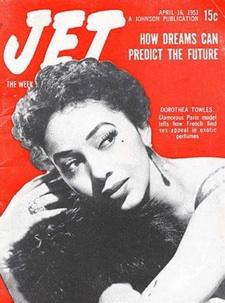 Dorothea Towles JET Magazine Ap 1953