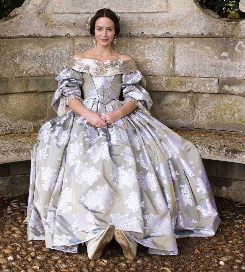 A Jovem Victoria - Oscar de Melhor Figurino em 2009 para Sandy Powell