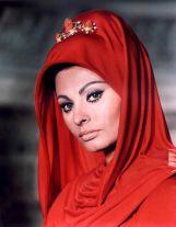 MONDO MODA Sophia Loren (A Queda do Imperio Romano)