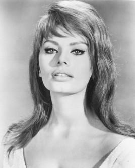 Sophia Loren Anos 50