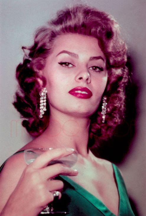 MONDO MODA Sophia Loren3