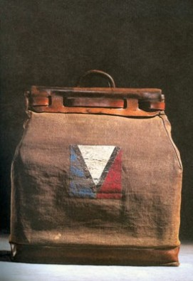 Steamer bag 1901 Louis Vuitton