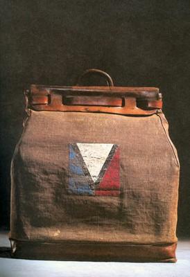 Steamer bag 1901 Louis Vuitton