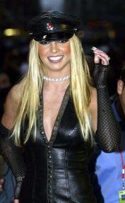 Britney Spears VMAs 2002