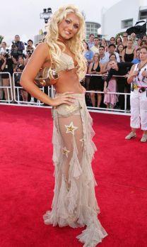 Brooke Hogan VMAs 2004