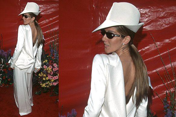 Celine Dion Oscar 1999