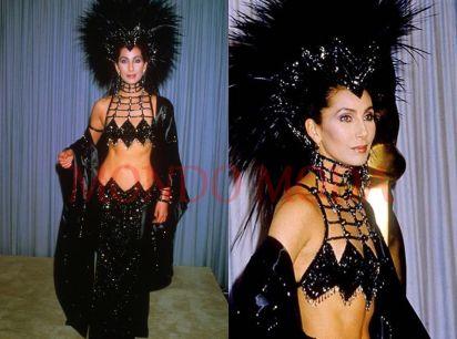 Cher Oscar 1986