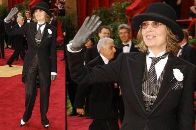 Diane Keaton Oscar 2004