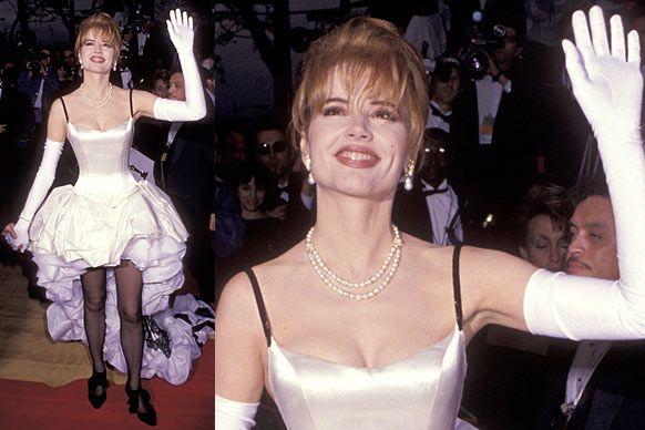 Geena Davis Oscar 1992