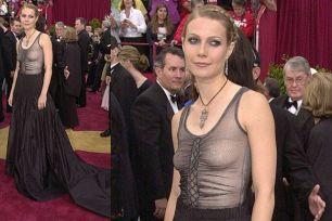 Gwyneth Paltrow Oscar 2008