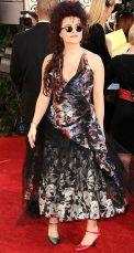 Helena Bonham Carter Globo de Ouro 2011