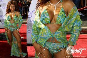 Lil Kim BET Award 2003