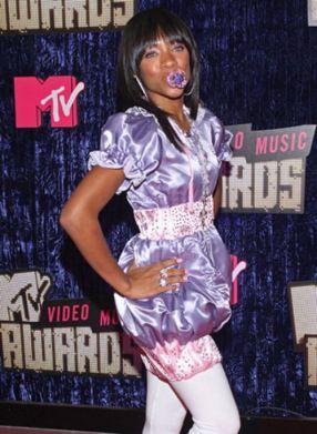 Lil Mama VMAs 2004