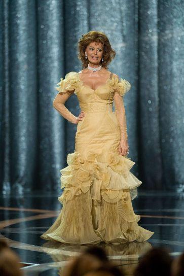 Sophia Loren Oscar 2009 @ Getty