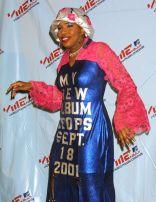 Macy Gray VMAs 2001