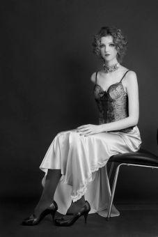 Corselet e camisola usada como saia Any Any | Acessórios Maria Filó