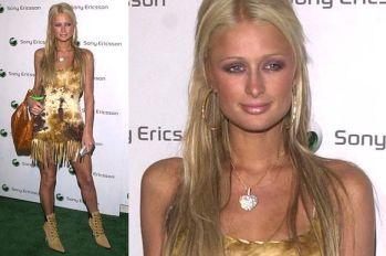 Paris Hilton 2003