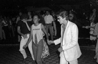 Diana Ross e Richard Gere
