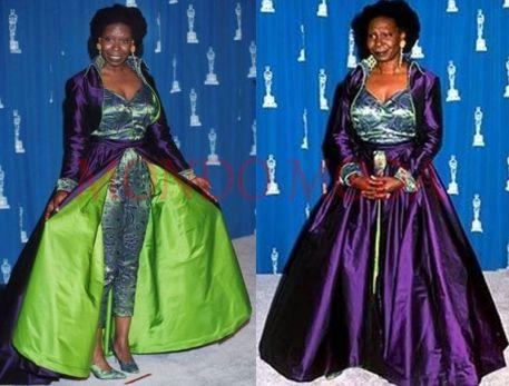 Whoopi Goldberg Oscar 1993