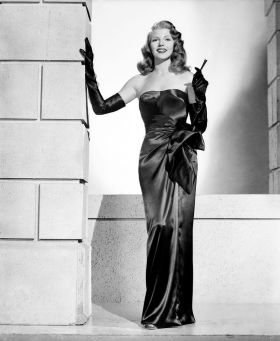 Rita Hayworth no filme 'Gilda' @ Divulgação