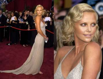 Oscar 2004 Charlize Theron (Monster) veste Gucci @ Getty