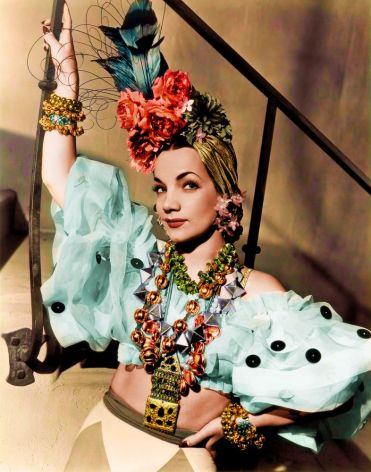 Carmen Miranda (That Night in Rio) @ Reprodução