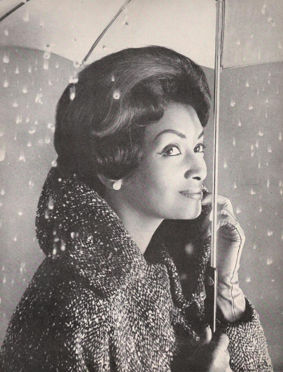 As primeiras modelos negras na história da moda e da publicidade