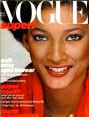 Peggy Dillard Tonne - Vogue Agosto 1987 @ Albert Watson
