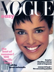 Shari Belafonte Harper - Vogue Maio 1985 @ Richard Avedon