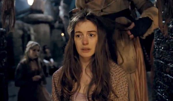Les Misérables - Anne Hathaway
