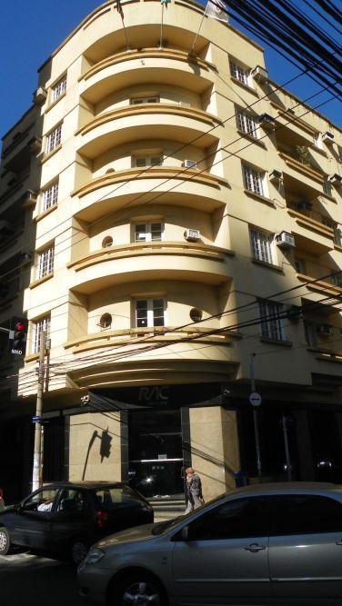 Edifício do Correio Popular - 1941 @ Foto Patrícia Forte