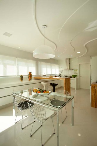 Cozinha contemporânea @ Foto Divulgação