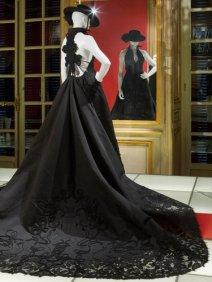 Little Black Dress - Chado Ralph Rucci @ Foto Adam Kuehl SCAD