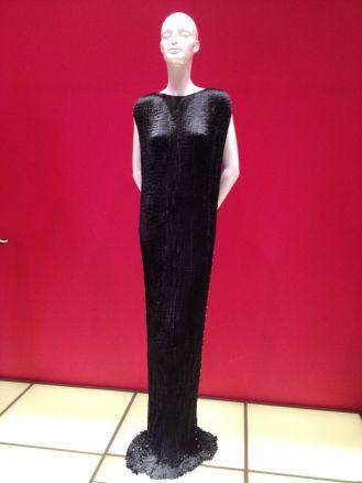 Little Black Dress - Vestido Delphos de Mariano Fortuny - 1907