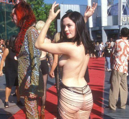 VMA 1998 Rose McGowan