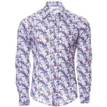 Camisa Estampada Rich