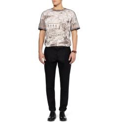 Camiseta por dentro da calça - Dolce & Gabbana
