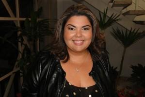 Fabiana Karla interpreta a Perséfone na novela Amor à Vida @ Foto Divulgação