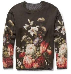 Floral Dolce & Gabbana