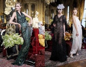 Galliano - Coleção para a Christian Dior @ Foto Divulgação