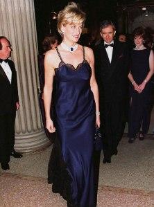 Galliano - Vestido para Lady Diana