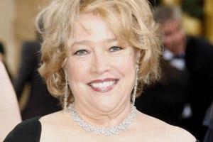 Kathy Bates é uma atriz americana, premiada com o Oscar e com o Globo de Ouro @ Foto Divulgação