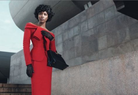 Naomi Campbell W Magazine Out 2013 (1)