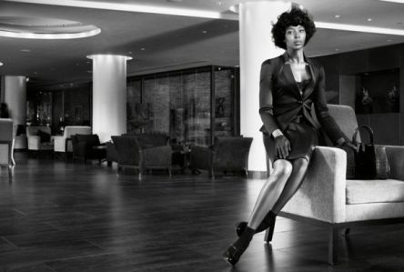 Naomi Campbell W Magazine Out 2013 (3)