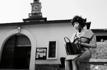 Naomi Campbell W Magazine Out 2013 (6)