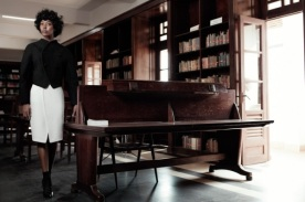 Naomi Campbell W Magazine Out 2013 (7)
