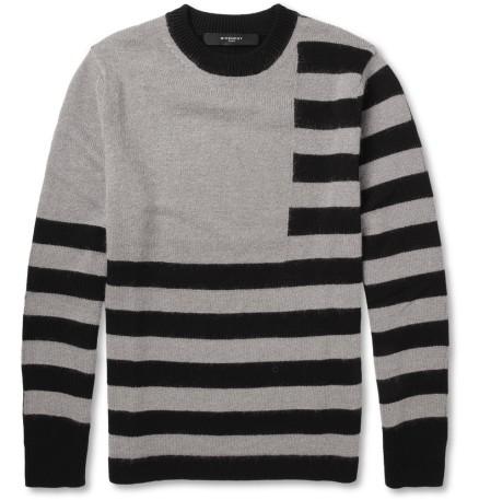 Suéter Listrado Givenchy