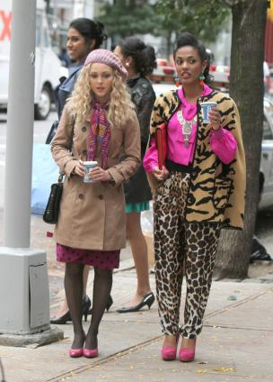 TV Set - The Carrie Diaries